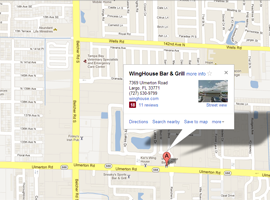WingHouse Map