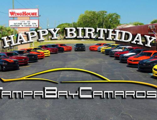 Aug.28th TBC Birthday Bash