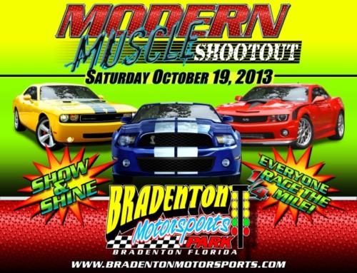 Modern Muscle Shootout – Oct., 2013