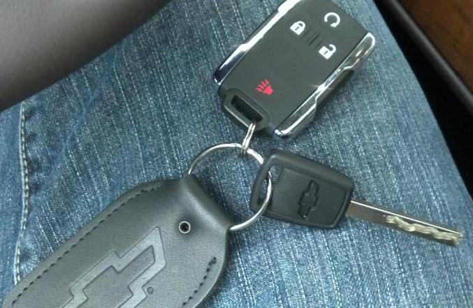 New Key + Fob