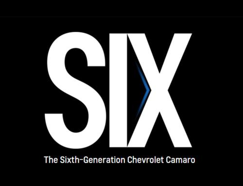 2016 Camaro (6th Generation) Debut