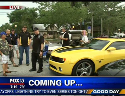 TBC on Good Day Tampa Bay