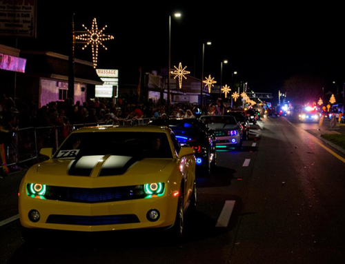 2015 Pinellas Park Christmas Parade