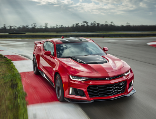 All New 2017 ZL1 Camaro