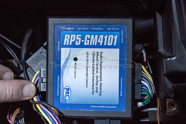 Pac-Audio RadioPro5 (RPK5-GM4101) Hands-On – Tampa Bay Camaros
