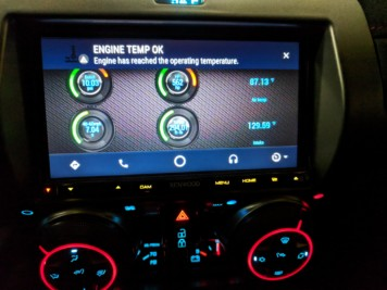 Real Time Gauges for Android Auto – Tampa Bay Camaros